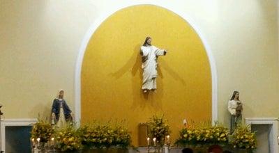 Photo of Church Igreja Jesus Ressuscitado at Brazil