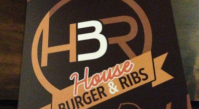 Photo of Burger Joint HBR (House Burguer & Ribs) at Carrera 12 #3-31, Pereira, Colombia