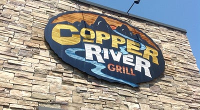 Photo of New American Restaurant Copper River Grill at 514 By Pass 123, Seneca, SC 29678, United States