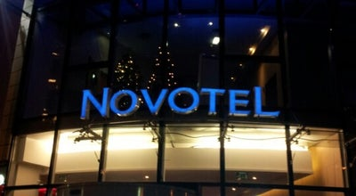 Photo of Hotel Novotel Gare Montparnasse at 17 Rue Du Cotentin, Paris 75015, France