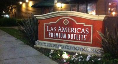 Photo of Mall Las Americas Premium Outlets at 4211 Camino De La Plaza, San Diego, CA 92173, United States