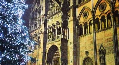 Photo of Church Cattedrale di Ferrara at Piazza Della Cattedrale, Ferrara 44121, Italy