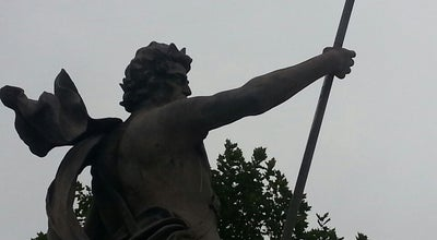 Photo of Outdoor Sculpture Neptune Statue at Broad Quay, Bristol BS1, United Kingdom