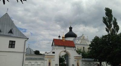 Photo of Church Свято-Никольский Монастырь at Belarus