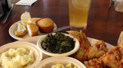 Photo of Southern / Soul Food Restaurant Busy Bee Cafe at 810 Martin Luther King Jr Dr Sw, Atlanta, GA 30314, United States