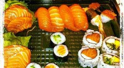 Photo of Sushi Restaurant Sushi Roots Express at R. Vidal Ramos, 174, Florianópolis, Brazil