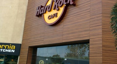 Photo of American Restaurant Hard Rock Cafe Chennai at #142, Phoenix Market City, Velachery Main Rd, Chennai 600042, India