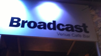 Photo of Bar Broadcast at 427 Sauchiehall St, Glasgow, UK G2 3LG, United Kingdom