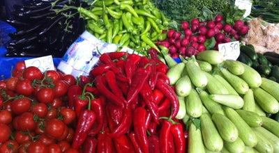 Photo of Farmers Market Bodrum Pazarı at Cevat Şakir Cad., Muğla 48400, Turkey