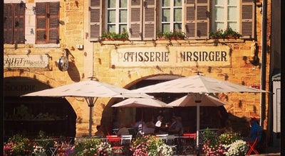Photo of Dessert Shop Patisserie Hirsinger at France