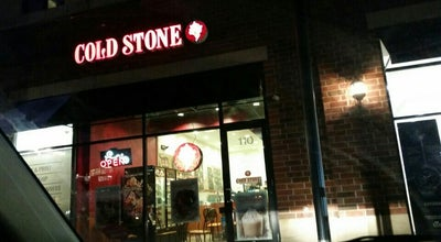 Photo of Ice Cream Shop Cold Stone Creamery at 281 W Townline Rd #110, Vernon Hills, IL 60061, United States
