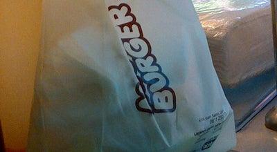 Photo of Burger Joint Mister Burger at Klaten, Indonesia