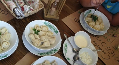 "Photo of Dumpling Restaurant Пельменная ""Дюжина"" at Вокзальная Пл., 13 Лит. А, 3 Эт., Астрахань, Russia"