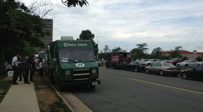Photo of Food Truck Greensboro Drive Food Trucks at Greensboro Dr, McLean, VA 22102, United States