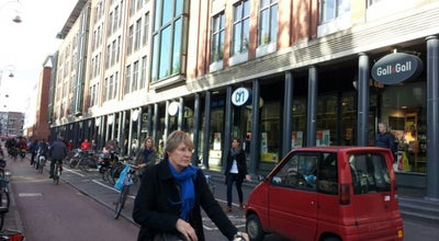 Photo of Supermarket Albert Heijn at Jodenbreestraat 21, Amsterdam 1011 NH, Netherlands