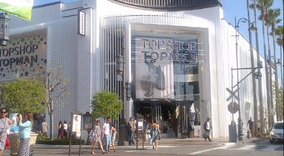 Photo of Other Venue Topshop at 189 The Grove Dr, Los Angeles, CA 90036