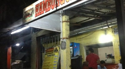 "Photo of Burger Joint Hamburguesas ""Periferica"" at Luis D. Colosio, ciudad del carmen, Mexico"
