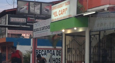 Photo of Mexican Restaurant tacos El Capi at Mexico