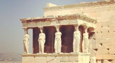 Photo of Historic Site Ερέχθειο (Erechtheion) at Ακρόπολη Αθηνών, Αθήνα, Greece