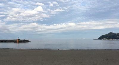 Photo of Beach 長浜海水浴場 at 下多賀, Atami 413-0102, Japan