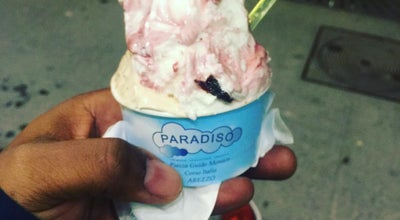 Photo of Ice Cream Shop Gelateria Paradiso at Italy