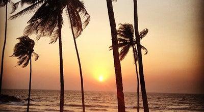 Photo of Beach Vagator Beach at Vagator, India