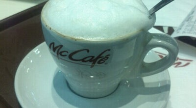 Photo of Cafe McCafé at Maringá Park Shopping, Maringá 87013-000, Brazil