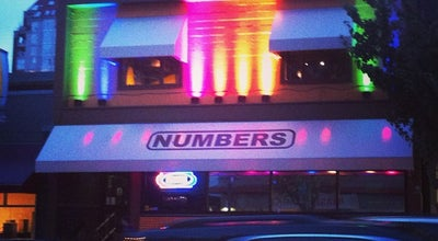 Photo of Nightclub Numbers Cabaret Club at 1042 Davie St., Vancouver, Br V6E 1N2, Canada