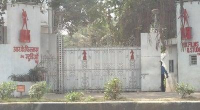 Photo of Monument / Landmark R K Studios at Sion-trombay Road, Mumbai 400 071, India