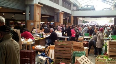 Photo of Farmers Market Marché des Capucins at Place Des Capucins, Bordeaux 33800, France