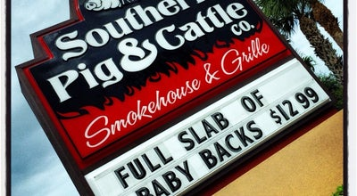 Photo of BBQ Joint Southern Pig and Cattle Company at 2583 Se Federal Hwy, Stuart, FL 34994, United States