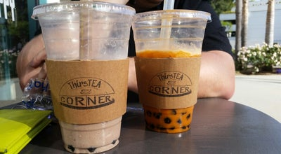 Photo of Bubble Tea Shop ThirsTEA Corner at 4501 Carson At, Long Beach, CA 90808, United States