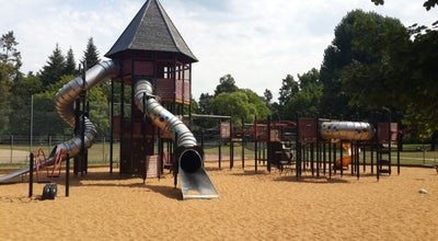 Photo of Playground Spielplatz at Am Stadtpark, Nürnberg, Germany