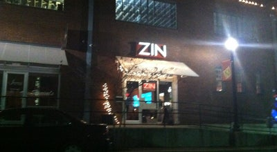 Photo of Wine Bar Zin Urban Wine & Beer Bar at 300 River Market Ave, Little Rock, AR 72201, United States