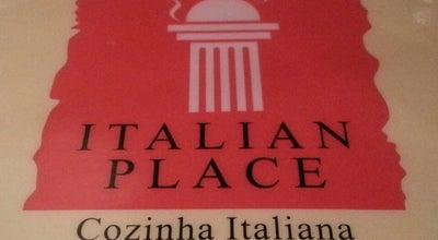 Photo of Italian Restaurant Italian Place at R. Marcílio Dias, 383, Novo Hamburgo, Brazil