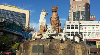 Photo of Monument / Landmark Kuching North Cats Statue at Jln. Tunku Abdul Rahman, Kuching 93050, Malaysia