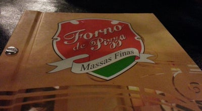 Photo of Pizza Place Forno de Pizza at R. Dom Pedro I, 732, Campina Grande 58107-615, Brazil