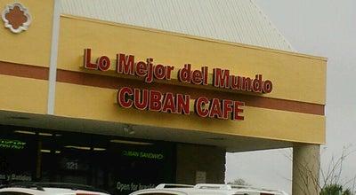 "Photo of Cuban Restaurant Lo mejor Del Mundo ""Cuban Cafe"" at 181 Oxford Rd, Fern Park, FL 32730, United States"