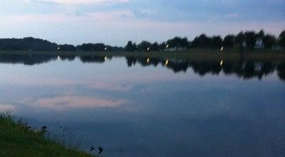 Photo of Lake Lake Montebello at Curran Dr & Whitman Dr, Baltimore, MD 21213, United States