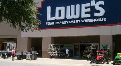 Photo of Hardware Store Lowe's Home Improvement at 6201 Commerce Palms Drive, Tampa, FL 33647, United States
