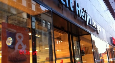 Photo of Convenience Store Albert Heijn to go at Reguliersbreestraat 22a, Amsterdam 1017 CN, Netherlands