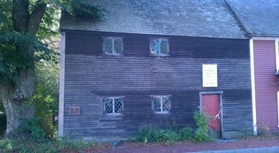 Photo of Historic Site Richard Sparrow House (1640) at 42 Summer St, Plymouth, MA 02360, United States