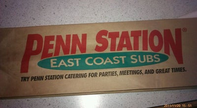 Photo of Sandwich Place Penn Station East Coast Subs at 8473 N Lindbergh Blvd, Florissant, MO 63031, United States