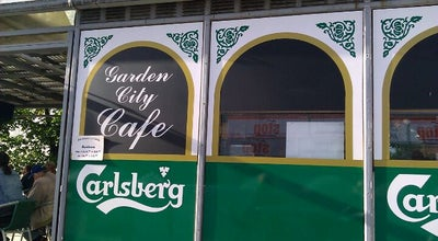 Photo of Beer Garden Garden City Cafe at Kauppamiehentie 6, Espoo 02100, Finland