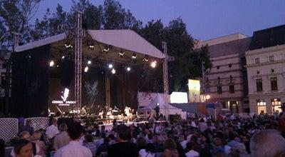"Photo of Music Venue Festivalul ""George Enescu"" - Piata Festivalului at Piata ""george Enescu"", Bucuresti, Romania"