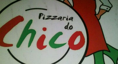 Photo of Pizza Place Pizzaria do Chico at R. Sta. Cristina, 21, Rio de Janeiro 20241-250, Brazil