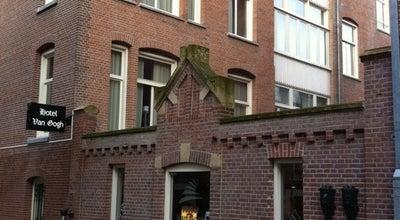 Photo of Hostel Hotel Van Gogh at Van De Veldestraat 5, Amsterdam 1071 CW, Netherlands