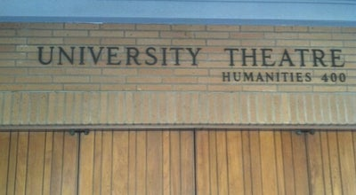 Photo of Theater University Theatre at 1223 University Ave, Riverside, CA 92507, United States