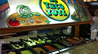 Photo of Mexican Restaurant El Taco Tote at 5603 San Dario Ave, Laredo, TX 78041, United States