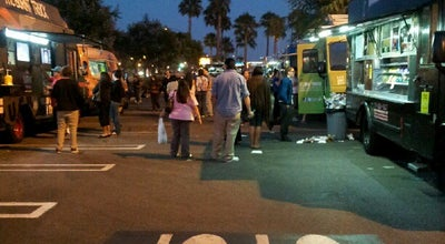 Photo of Food Truck Street Food Tuesdays @ Home Depot at 5800 Lincoln Ave, Cypress, CA 90630, United States